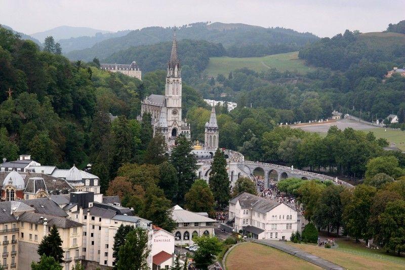 vista de Lourdes
