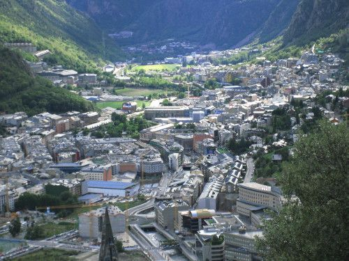 Andorra la Vella i Escaldes-Engordany