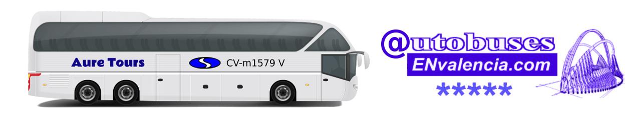 Alquiler Autobuses Valencia