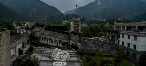 La ciudad fantasma congelada por el terremoto hace 10 años atrae a millones de turistas